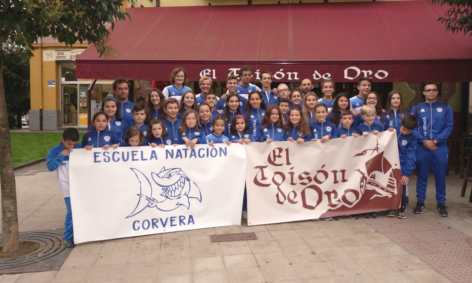 Escuela de Natación Corvera